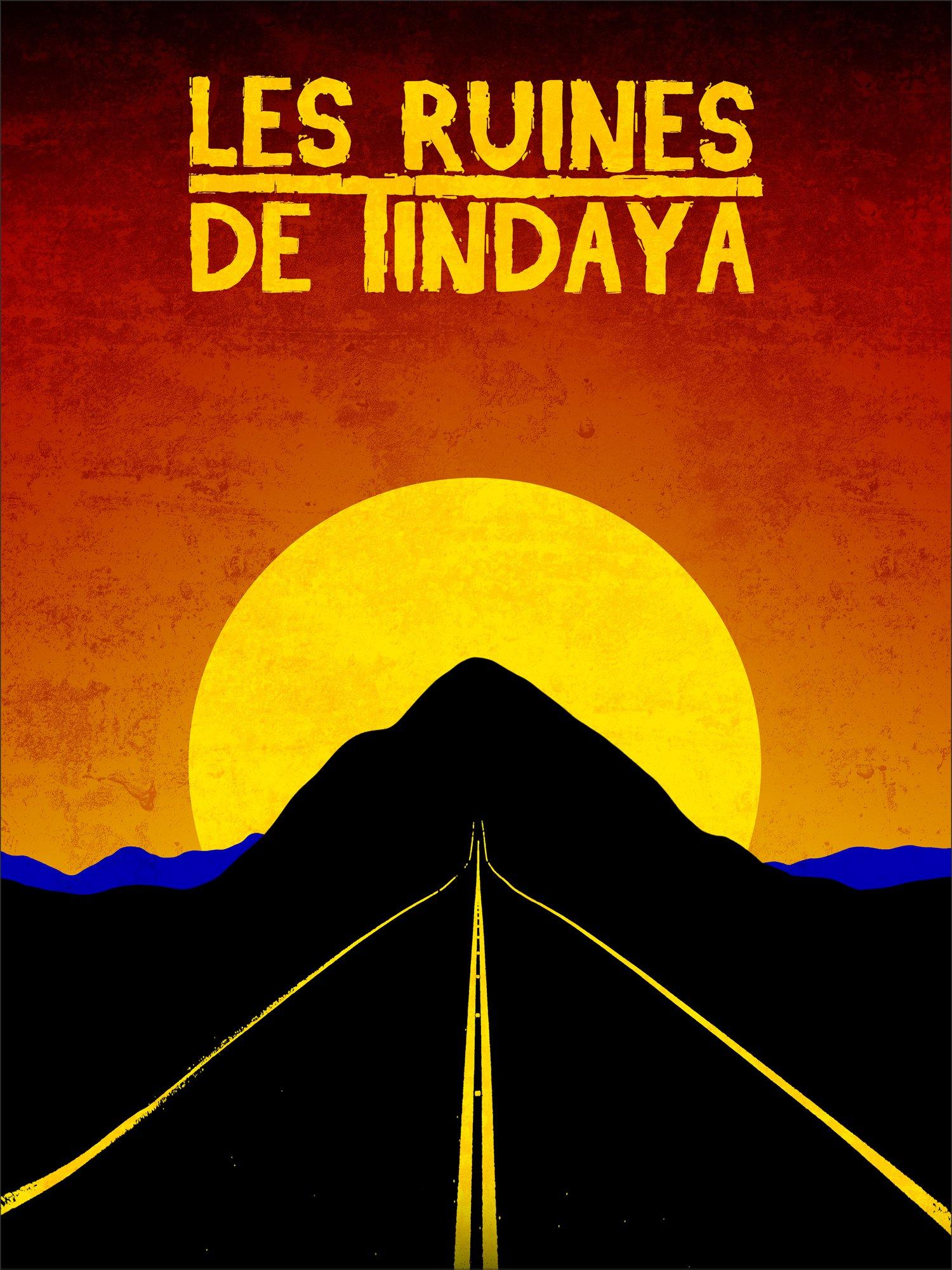 Les Ruines de Tindaya - Teaser Poster - 2018