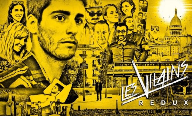 """Les Vilains """"Redux"""" - Official Artwork - 2019"""