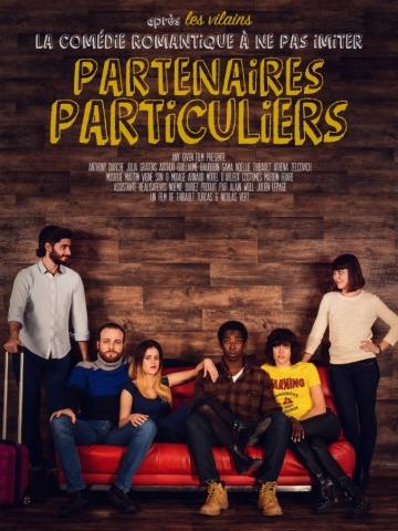 Partenaires Particuliers - Official Poster - 2019